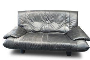 Durchgesessenens Sofa reparieren