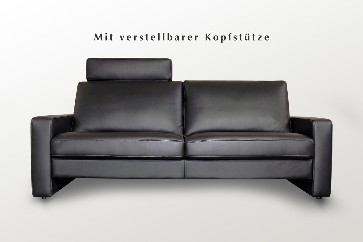 garnituren in leder und stoff aus der polsterei mit 5 jahren garantie. Black Bedroom Furniture Sets. Home Design Ideas