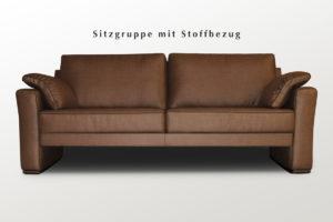 Couch nach eigenem Entwurf